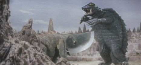 Gamera vs Guirion
